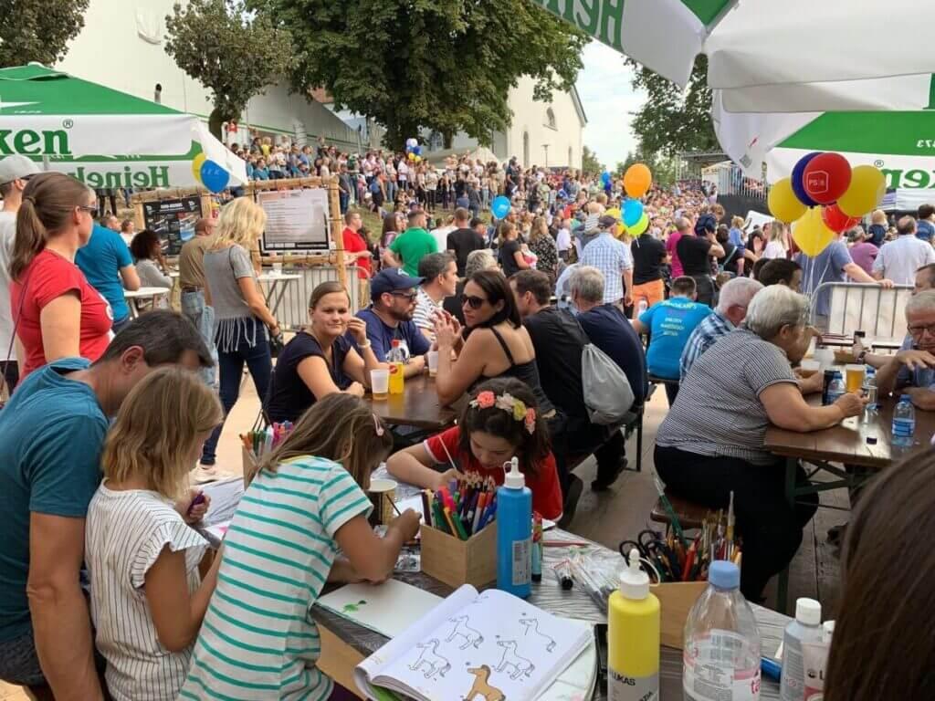 Beiträge Malkurse für Kinder Solothurn HESO Herbstmesse Solothurn