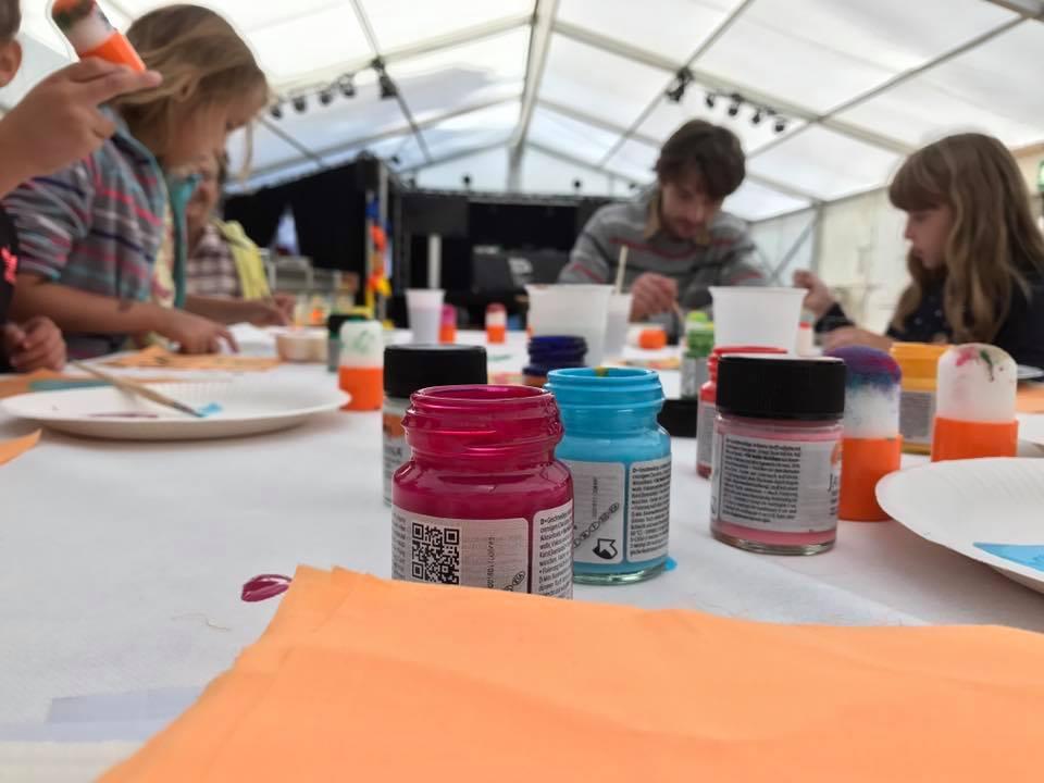 Malkurse für Kinder Solothurn HESO Herbstmesse Solothurn