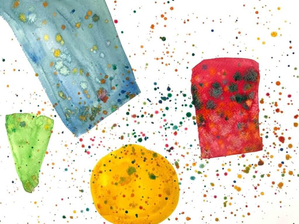 Berichte Kindermalkurs Solothurn Zeichnungskurse Malkurse Rozerinart Solothurn