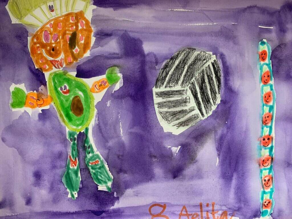 Kindermalkurs Rozerinart Solothurn Malkurse für Kinder und Jugendliche Kunst